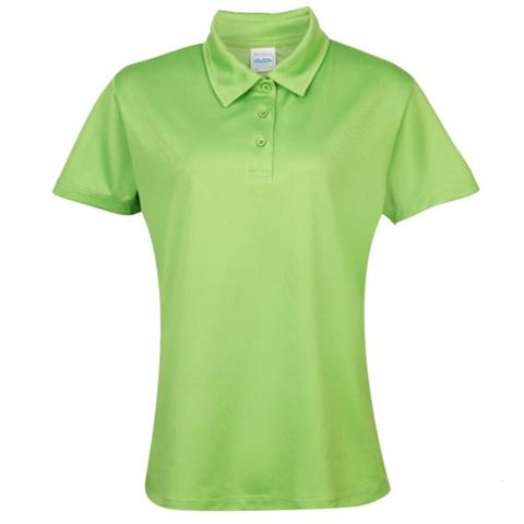 3d00be29 AWDis Girlie Cool Polo Shirt