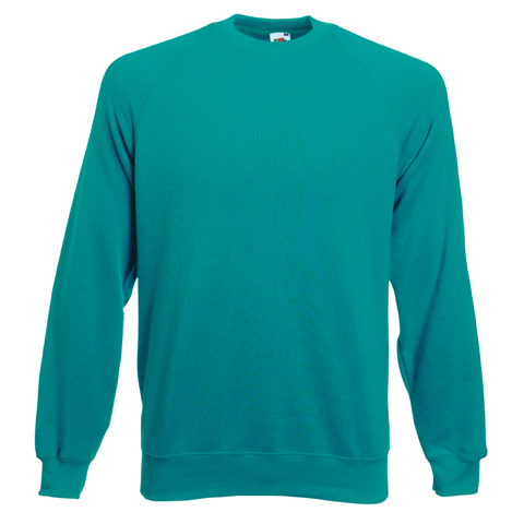 Fruit of the Loom Mens Set-In Lightweight Sweater