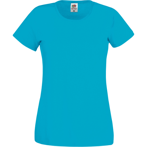 8ebeccff1 Fruit of the Loom Lady Fit Original T-Shirt
