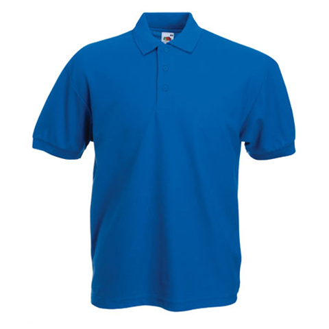 15ce9bbf9f1 Fruit of the Loom Poly/Cotton Polo Shirt - Fruit of the LoomPoly ...