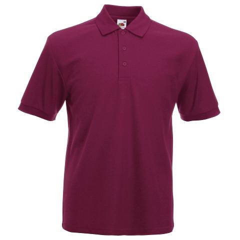 unisex 250 g//m/² Uneek Poloshirt