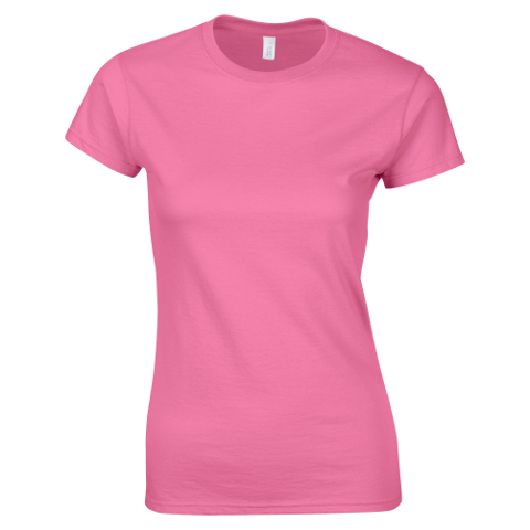 350d46c87 Gildan SoftStyle Ladies Fitted Ringspun T-Shirt
