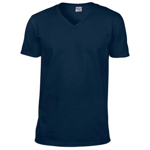 56afb343 Gildan SoftStyle V Neck T-Shirt