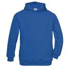 B&C Kids Hooded Sweatshirt