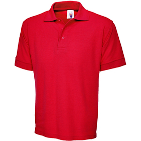 Uneek Polo Shirt Premium Poly/Cotton Pique